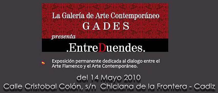 Exhibition Duendes