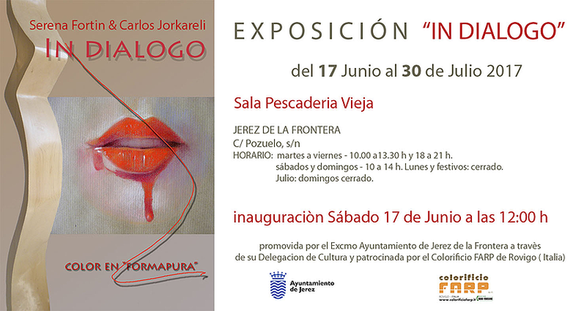 Exhibition in Pescaderia Vieja